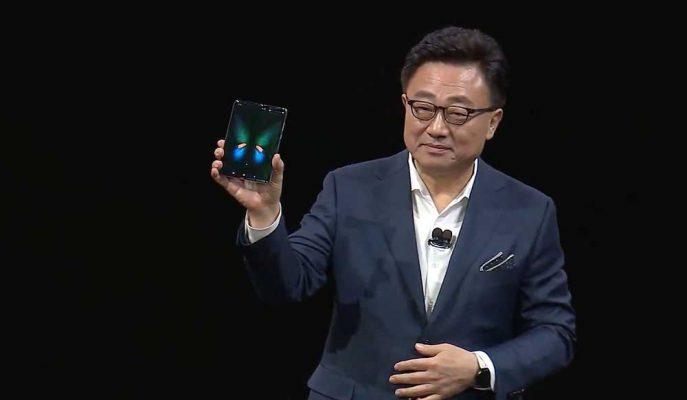Samsung CEO'sundan Galaxy Fold için Heyecanlandıran Açıklama