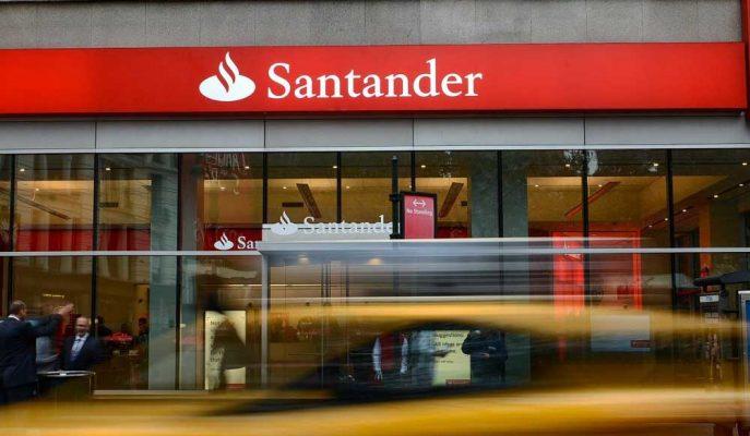 Santander İkinci Çeyrek Net Kârı Banco Popular Nedeniyle %18 Düştü