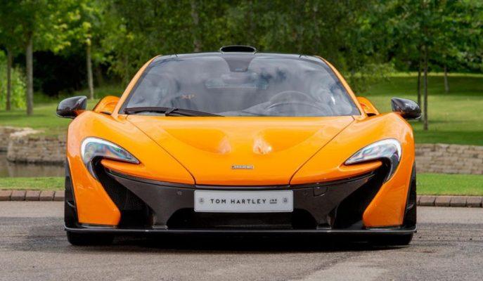 Diğerlerinden Çok Farklı Olan Bir McLaren P1 Satışı!