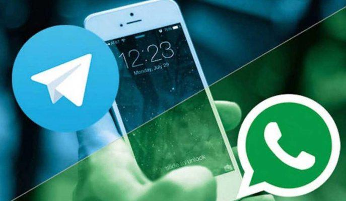 Siber Korsanlar Popüler Mesajlaşma Uygulamaları WhatsApp ve Telegram'ı Hedef Aldı