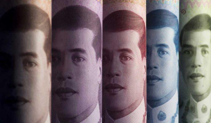Tayland Bahtının Güçlenmeye Devam Etmesi Ekonomi için Endişe Verici
