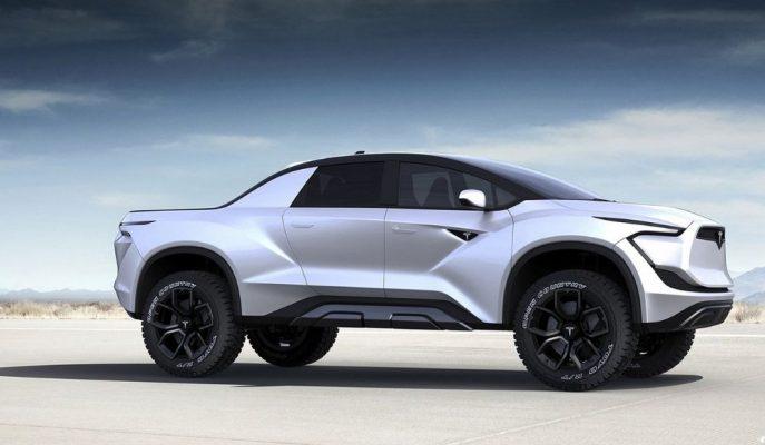 Tesla Sonbaharda Pick-up Modelinin Şeklini Gösterebilir!