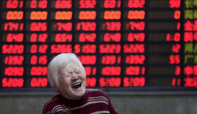 Ticaret Savaşı, Yatırımcıların Çin Hisseleri Satın Almalarını Engellemedi