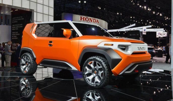Toyota Amerika'ya Yeni Bir SUV Modelin Haberini Verdi!