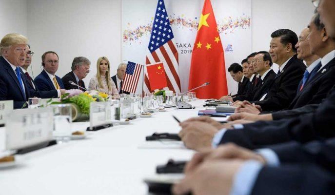 Trump, 2020 Seçimlerinden Önce Çin'le Bir Tür Ticaret Anlaşması Yapmak İstiyor