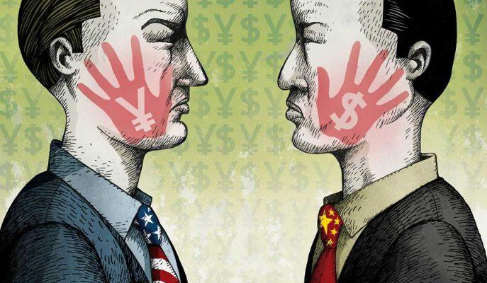 Trump: Çin ve Avrupa Büyük Bir Para Manipülasyonu Oyunu Oynuyor