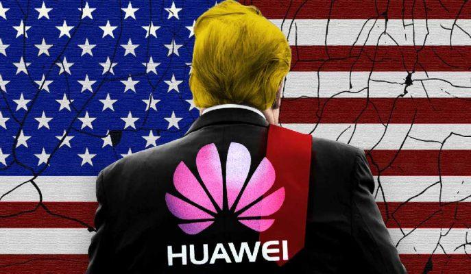 Trump Huawei'ye Yeşil Işık Yakmasına Rağmen Google Sessizliğini Koruyor