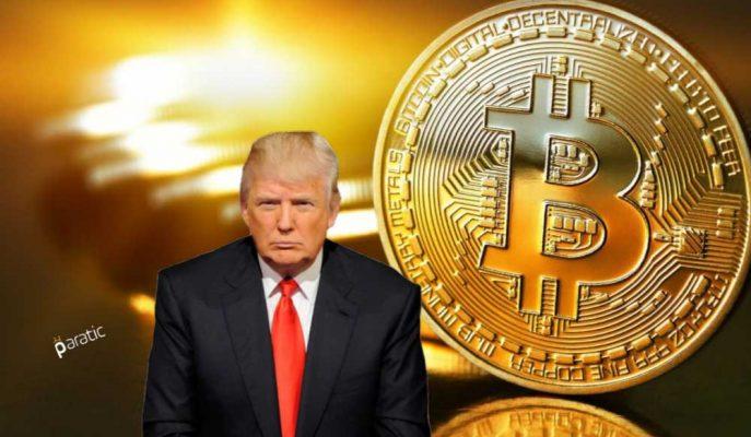 Trump, Kripto Para Birimlerini ve Libra'yı Eleştirerek ABD Dolarını Savundu