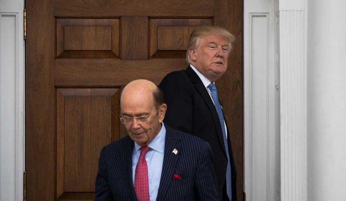 Trump Nüfus Sayımı Yenilgisi Nedeniyle Wilbur Ross'u Görevden Almayı Düşünüyor