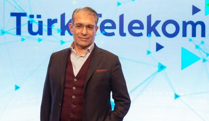 Türk Telekom CEO'su Paul Doany Görevden Ayrıldı, Yerine Ümit Ünal Getirildi