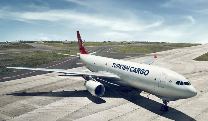 Turkish Cargo Pazar Payını Artırarak Başarısıyla Adından Söz Ettiriyor