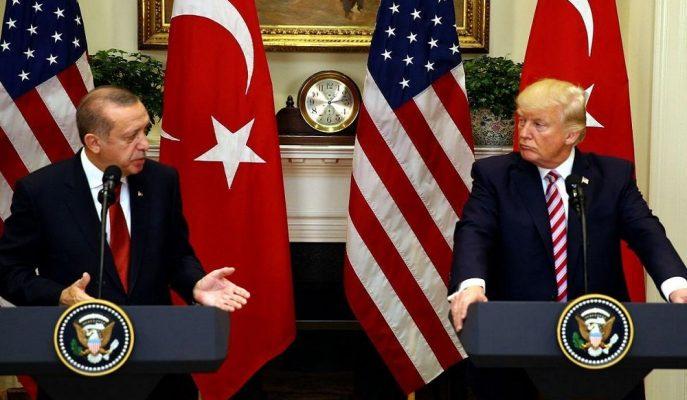 Türkiye ile ABD Arasındaki Ticaret Hacmi Hedefi 100 Milyar Dolara Yükseltildi