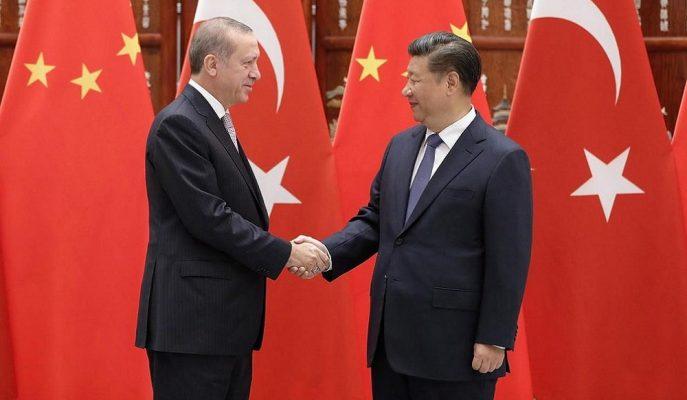 Türkiye ile Çin Arasında 50 Milyar Dolarlık Ticaret Hacmi Hedefi Konuldu