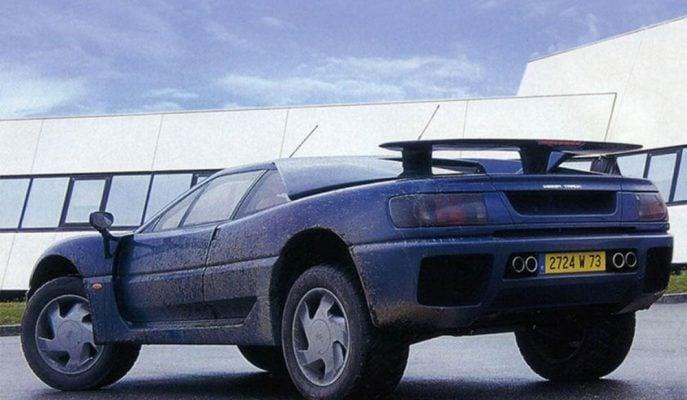 Dünyada İsimleri Unutulan Hız Canavarı 8 Süper Spor Araba!