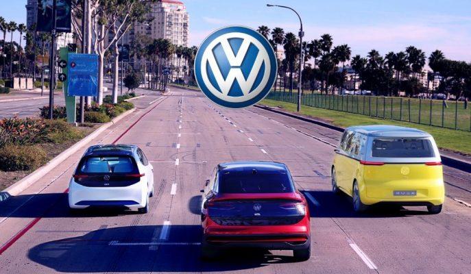 VW, 2030 Yılında Otonom Araçları Piyasaya Sürecek!