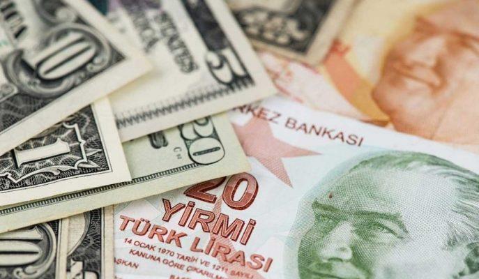 Yatay Seyrini Sürdüren Dolar/TL 5.71 Civarında Geziyor