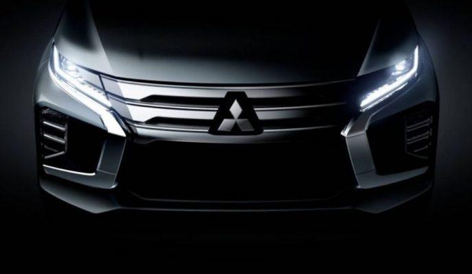 2020 Mitsubishi Pajero Sport Yeni Yüzünü Gösterdi!