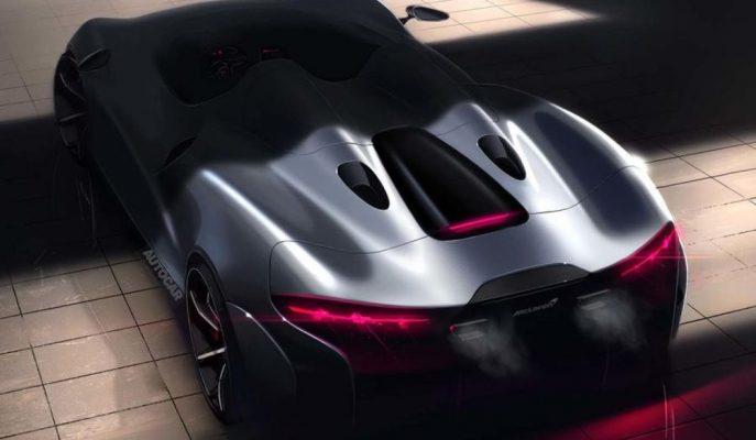 """McLaren, Speedtail Üzerine Konumlu Zarif Bir """"Speedster""""a Hazırlanıyor!"""