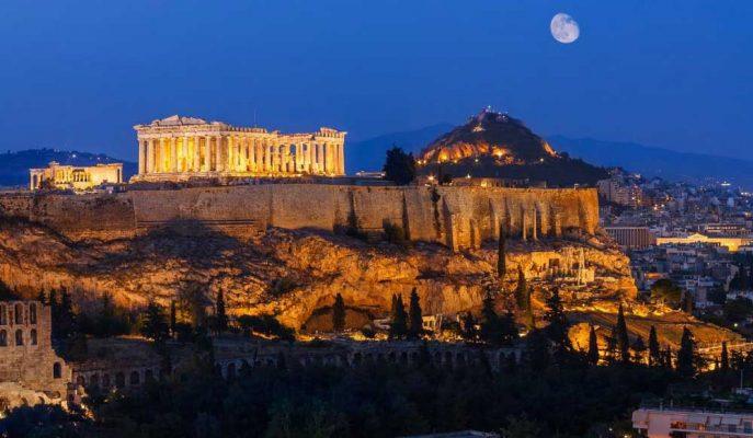 Yunanistan 10 Yıllık Verimi İlk Kez %2'nin Altına İnerek Rekor Gerileme Kaydetti