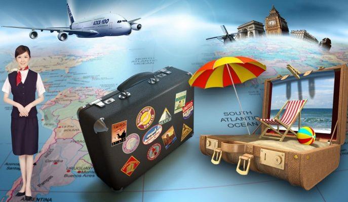 2019'un İlk Üç Ayında Seyahat için Yapılan Harcamalar 7 Milyar Lira Sınırına Dayandı!