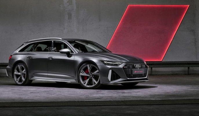 """2020 Audi RS 6 Avant Amerika Semalarına """"600 Beygirle"""" Gelecek!"""
