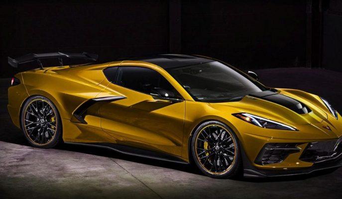Yeni Corvette Stingray'ın Z06'sı 2022 Yılında Çılgın Güçlerle Geliyor!