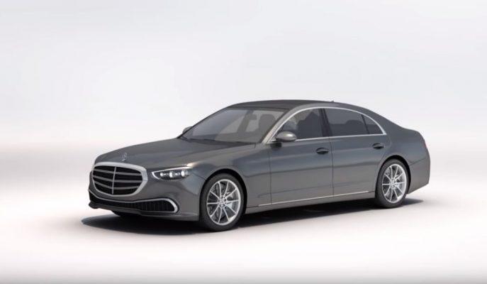 2020 Mercedes-Benz S-Serisi'nin Üretim Şekline Dair İlk Tasarım Yorumu!
