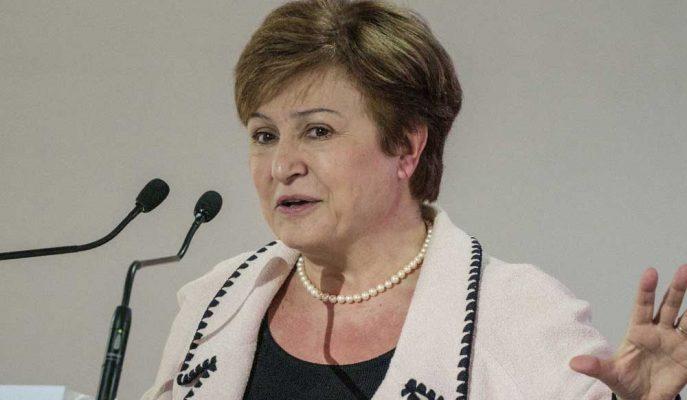 AB, Bir Sonraki IMF Başkanı Olarak Kristalina Georgieva'yı Aday Gösterdi
