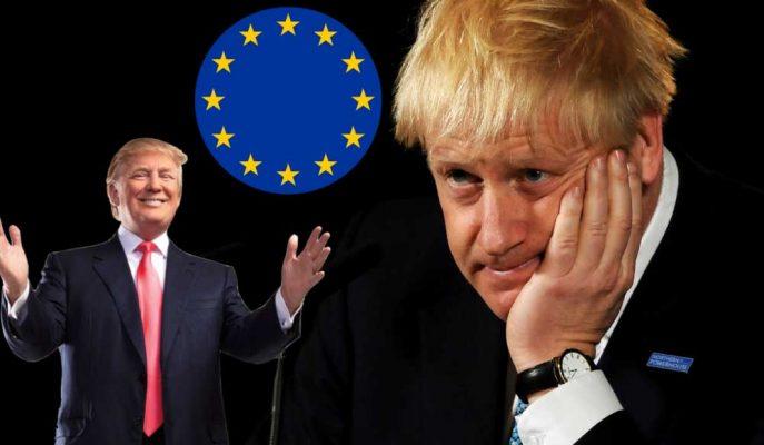 AB Liderleri ve Trump Arasında Sıkışan Boris Johnson, G7'de Ne Yapacak?