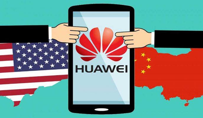 ABD ile Çin Huawei'nin Bitmek Üzere Olan Ticaret Lisansının Uzatılmasını Görüşecek