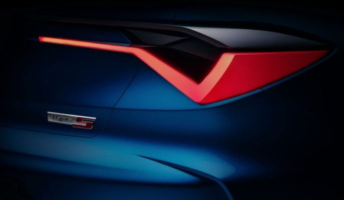11 Yıl Aradan Sonra Japon Acura Type-S'i Devreye Alıyor!