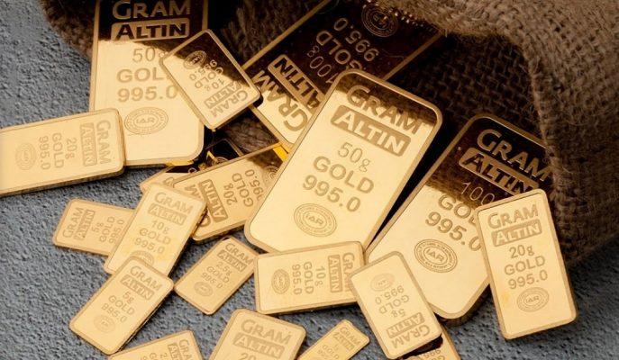 Altın ABD'nin Ticaret Anlaşması için Hazır Olmadığını Belirtmesiyle Düşüşe Geçti