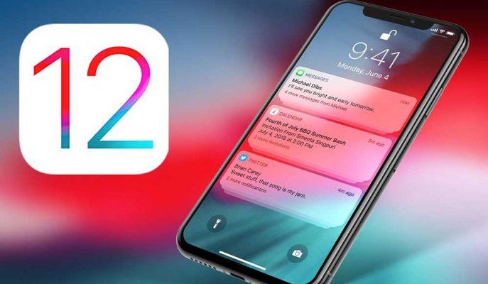 Apple'ın Mobil İşletim Sistemi iOS 12'nin Kullanım Oranı Yüzde 90'a Dayandı