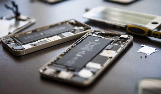 Apple, iPhone Bataryalarının Yetkili Olmayan Servislerde Değiştirilmesini Engelliyor