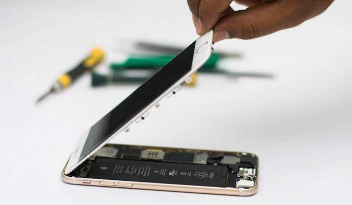 Apple iPhone'ların Yetkili Olmayan Servislerde Tamir Edilmesine Sertifika Şartıyla İzin Verecek