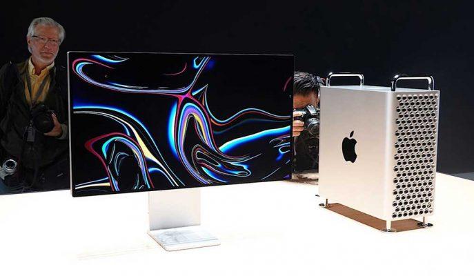 Apple Mac Pro Üretimini Çin'e Uygulanan Vergiler Nedeniyle ABD Dışına Çıkarmak İstemiyor