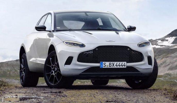 Andy Palmer: Aston Martin DBX Markanın En Önemli Aracı Olabilir