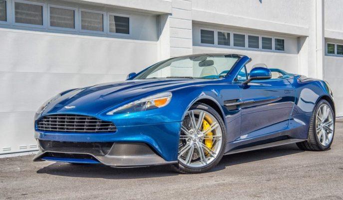Detroit Electric Haklarını Aldığı Aston Martin Vanquish'in Parasını Ödeyemedi!