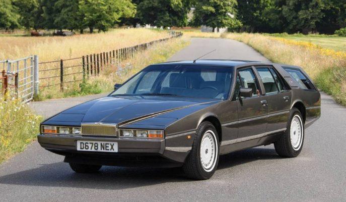 Tahmini Zor Bir Satış Fiyatı: 1987 Aston Martin Lagonda Shooting Brake