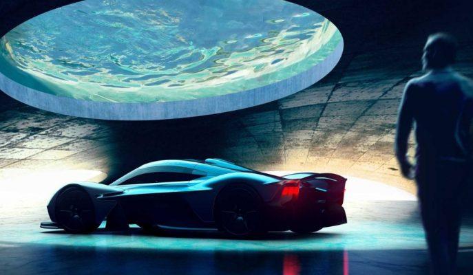 Aston Martin'in Q Division'u Müşterilerin Garajlarını da Tasarlayacak!