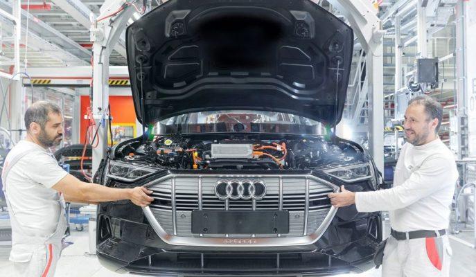 """Audi """"Pil Kıtlığı"""" Sebebiyle Çinli BYD ile Anlaşmak İstiyor!"""