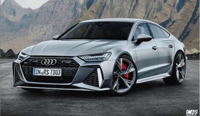 """Mercedes-AMG E 63 ve M5'i Rekabetten Düşürecek """"Audi RS7"""" Tasarımı!"""