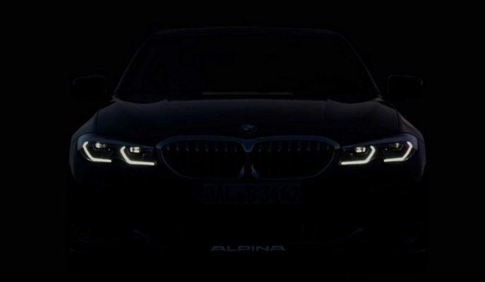 """BMW 3 Serisi Touring'ten Fazlası Olacak """"Alpina B3 Touring"""" Geliyor!"""