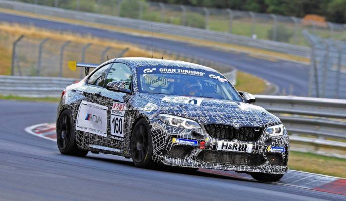 BMW'nin M2 Competetion için Dayanıklılık Testlerinde Daha Fazla Çalışması Gerekecek!
