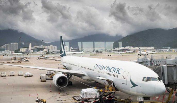 Cathay Pacific, Olağandışı Konumu Nedeniyle Çin Baskılarına Karşı Savunmasız!