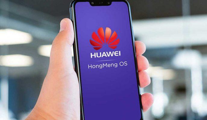 Çin Devlet Medyası Huawei'nin HongMeng OS Yüklü Bir Akıllı Telefon Sunacağını İddia Etti