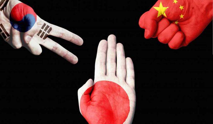 Çin, Japonya-Güney Kore Anlaşmazlığında Ara Bulmak için Çok Dikkatli Davranıyor