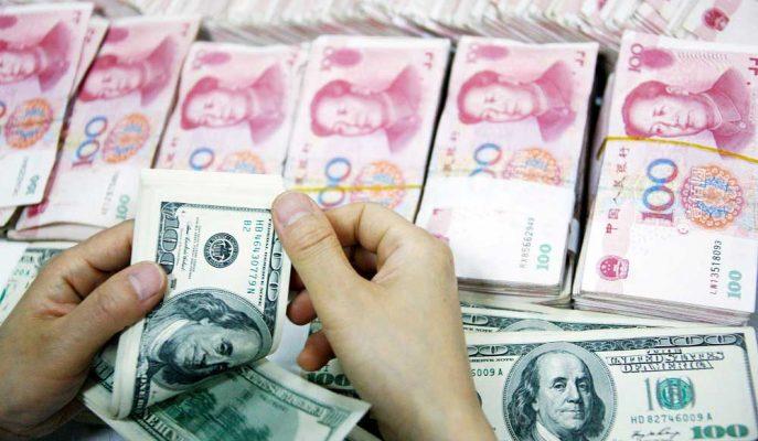 Çin Para Birimindeki Tarihi Zayıflık, Tarifeler için Bir Misilleme Olabilir