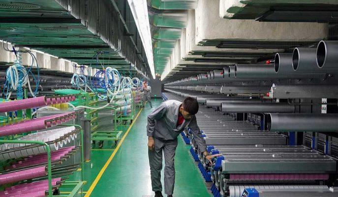 Çin'in Fabrika Aktivitesinin Ağustos'ta 4. Kez Daralması Daha Fazla Yavaşlamaya İşaret Etti