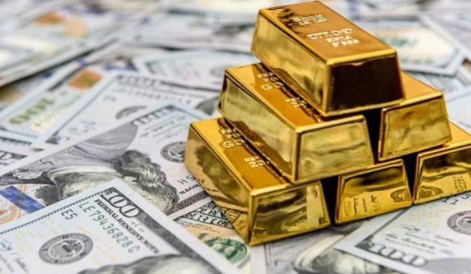 Dolar 5,47 Lirada Gezerken, Altın Onsu 1500 Doları Aştı